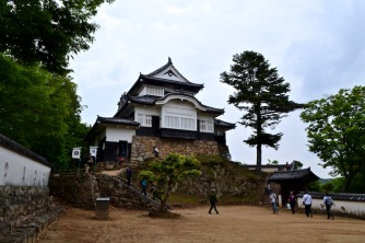 Matsuyama Castle 松山城, Bitchu Takahashi