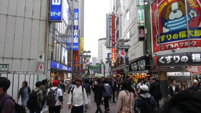 Takeshita Street - Shinjuku